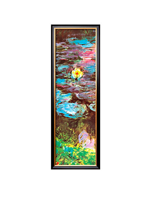 Art.com Water Lilies (Detail) Framed Art Print Online