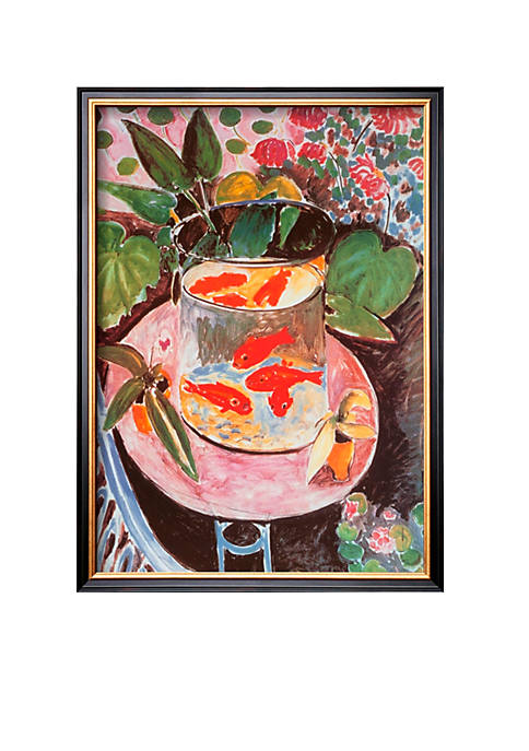 Art.com Goldfish Framed Art