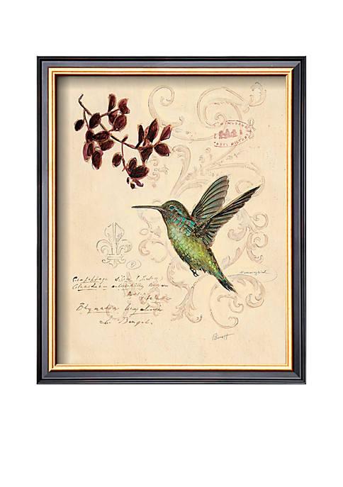 Art.com Small Antique Fern II, Framed Art Print,