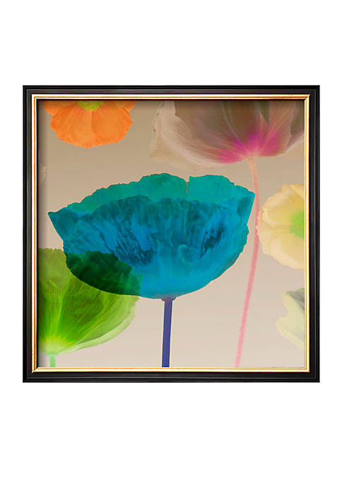 Art.com Poppy Panorama II Framed Art Print Online