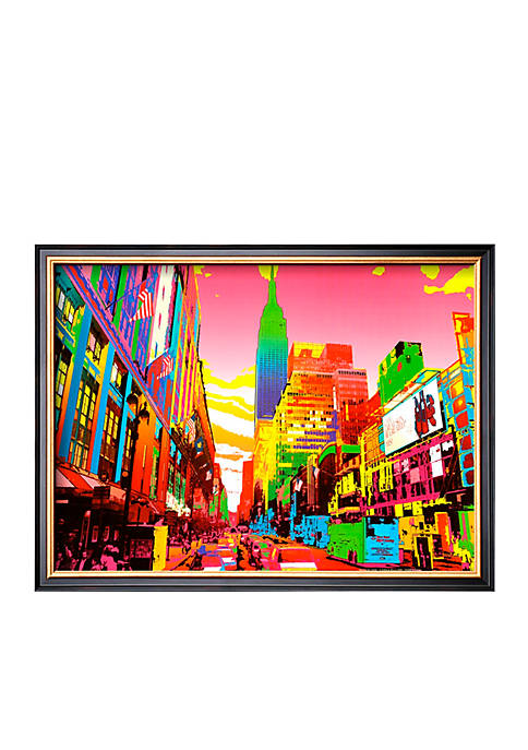 Art.com Empire State Building Framed Art Print