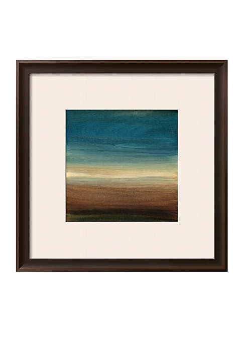 Art.com Abstract Horizon IV Framed Art Print