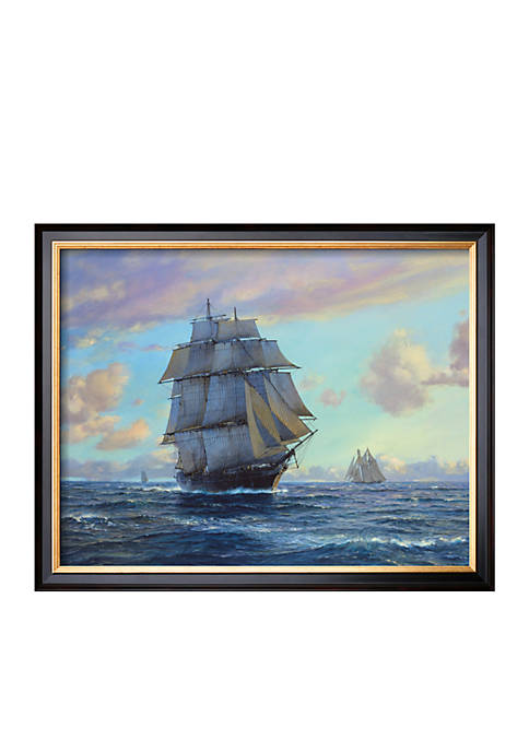 Art.com Empress of the Seas Framed Giclee Print