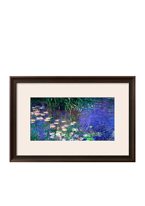 Art.com Waterlilies (Les Nympheas), Study of the Morning