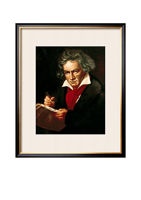 Art.com Ludwig Van Beethoven (1770-1827) Composing His