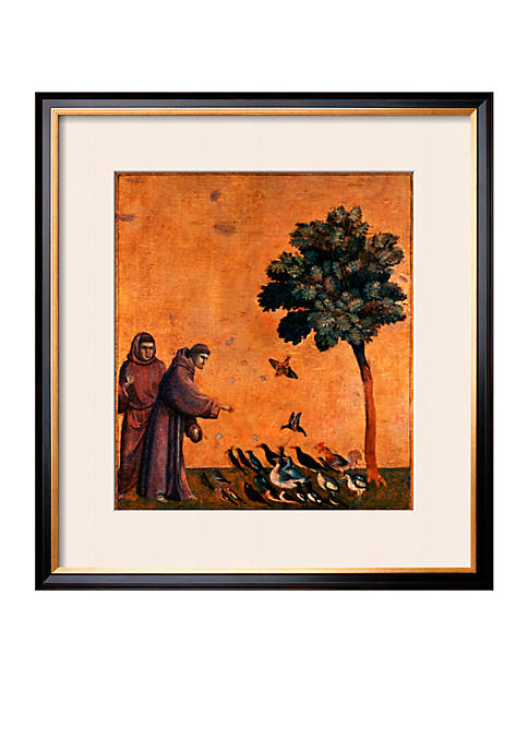 Art.com St. Francis of Assisi Preaching to the