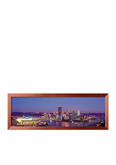 Art.com Pittsburgh, Pennsylvania, USA Framed Photographic Print - Online Only