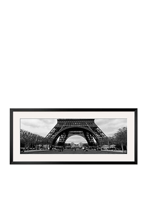 Art.com Black and White, Eiffel Tower, Paris, France