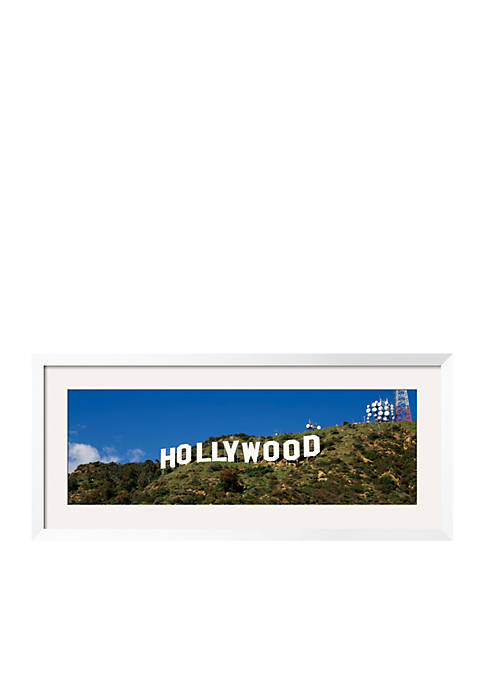 Art.com Hollywood Sign at Hollywood Hills, Los Angeles,