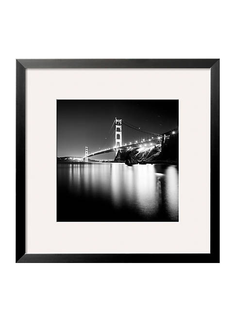 Art.com Golden Gate Study Framed Photographic Print- Online