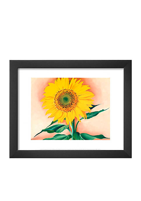 Art.com A Sunflower from Maggie, 1937, Framed Art