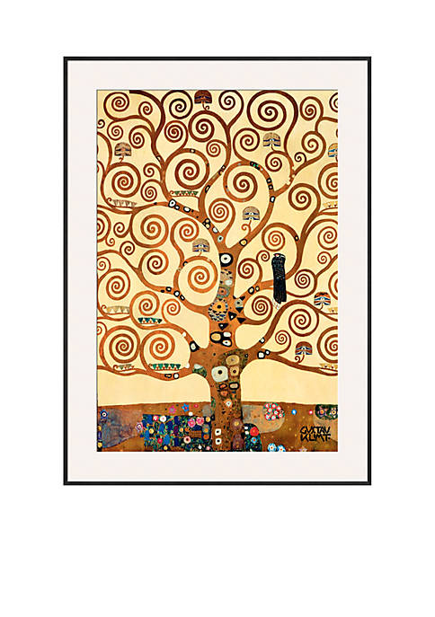 Art.com The Tree of Life, Stoclet Frieze, c.1909,