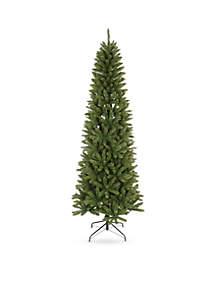 7.5 ft Slim Artificial Christmas Tree