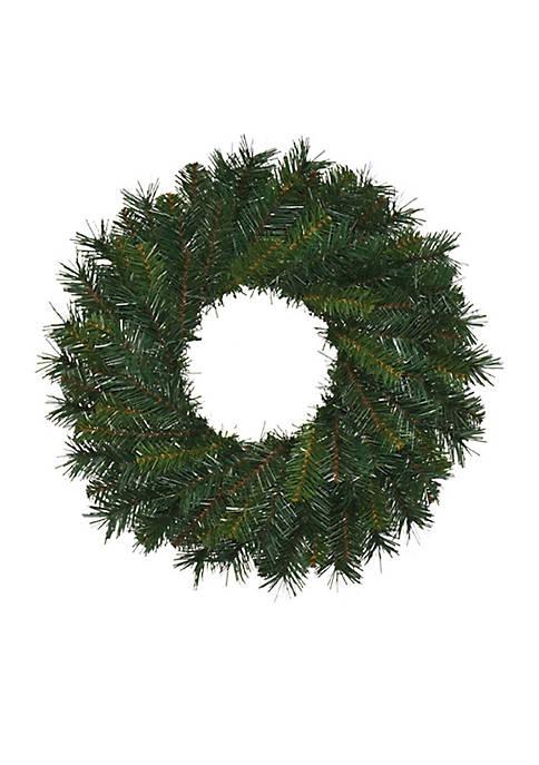 "24"" Multi PIne Wreath 120 Tips"