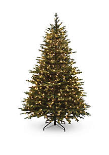7.5 ft Green Fir Artificial Christmas Tree