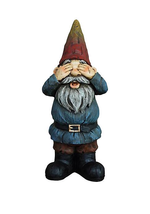 Santa's Workshop 19 in See No Evil Gnome