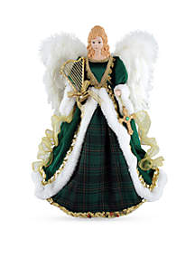 16-inch Irish Angel Tree Topper