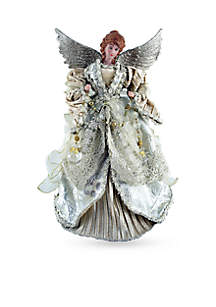 16-inch Gold Angel Tree Topper