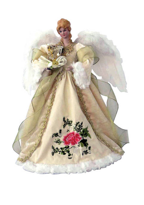 16 inch Victorian Angel Tree Topper