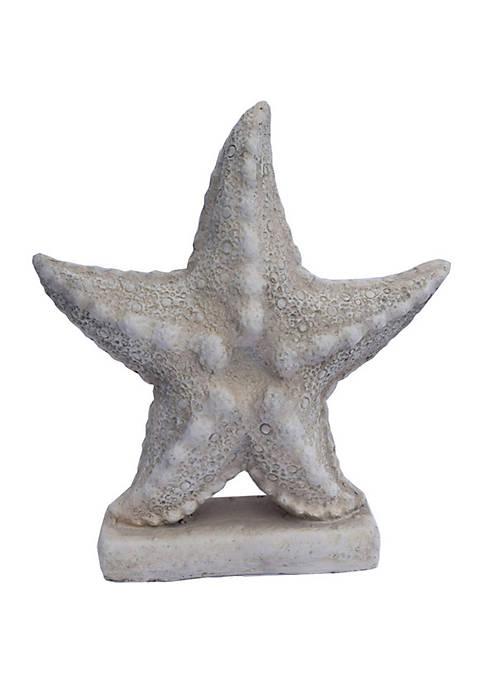 Santa's Workshop 17 in Starfish Statue