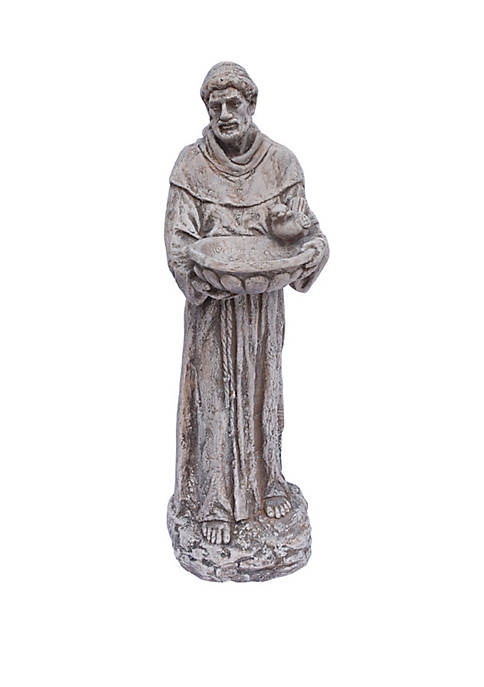 44 in St Francis Statue