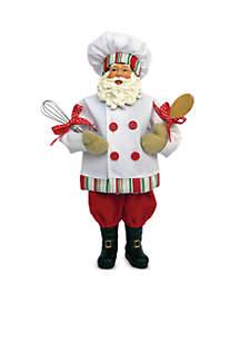 12-Inch Baker Santa
