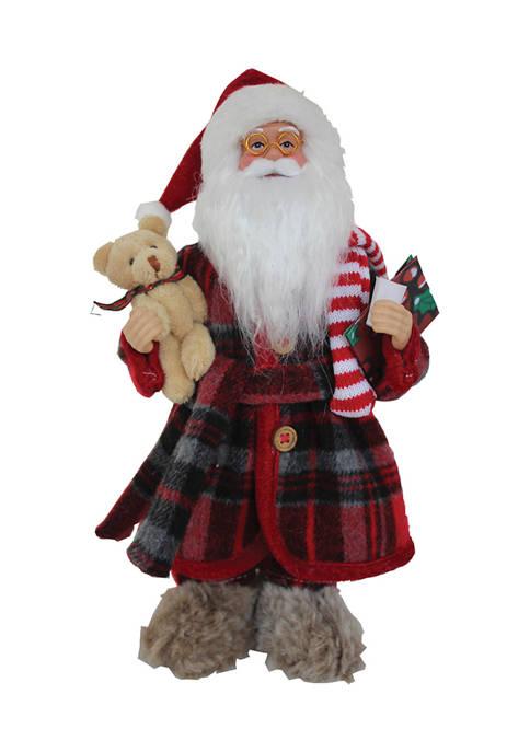 12 Inch Pajama Santa