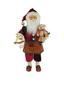 Comfy Workshop Santa