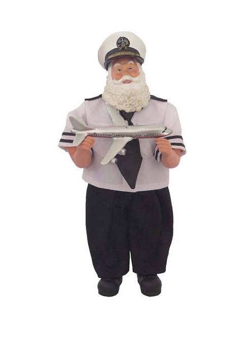 Santa's Workshop 12 inch Pilot Santa