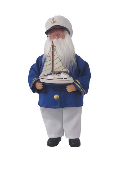 Santa's Workshop 15 Inch Captain Claus