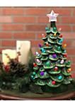 """14"""" Ceramic Christmas Tree"""