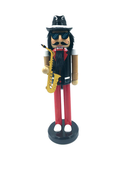 Santa's Workshop 14 Inch Jazz Nutcracker