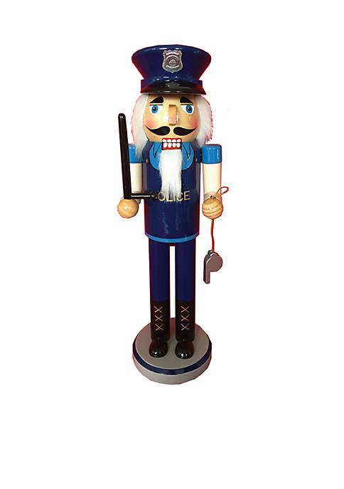 "14"" Policeman Nutcracker"