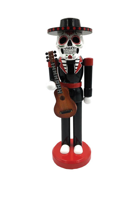 Santa's Workshop 14 Inch Day of the Dead