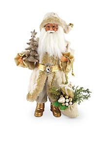15-inch Golden Splendor Claus