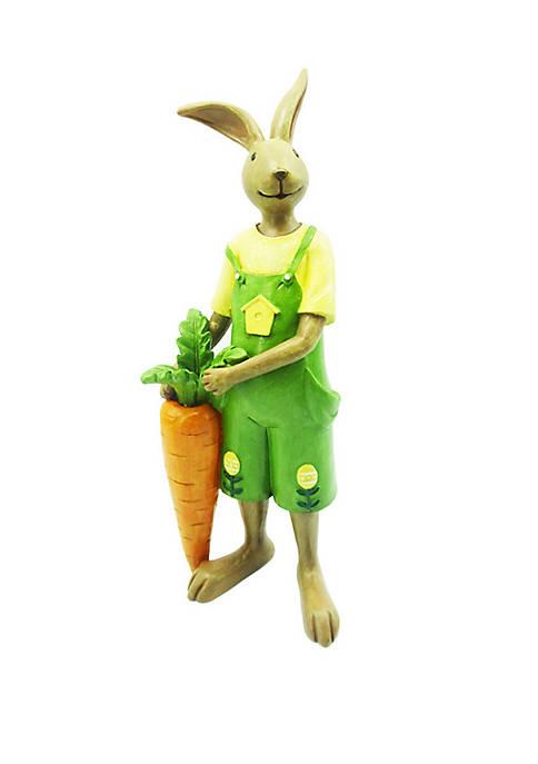 12.5 in Mr Rabbit