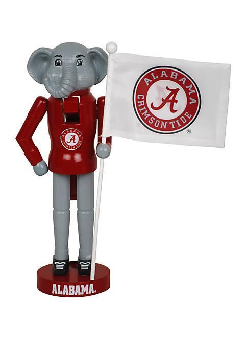NCAA Alabama Crimson Tide Mascot Nutcracker