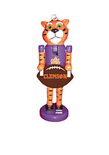 Clemson Tigers Nutracker Ornament