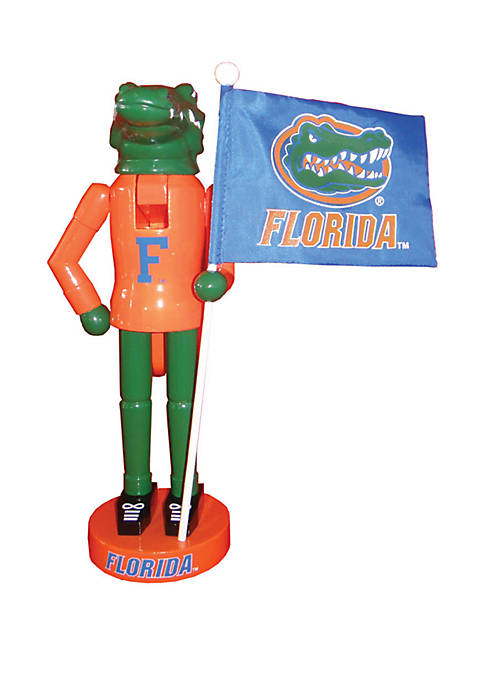 NCAA Florida Gators Mascot Nutcracker
