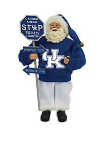 12-in. Kentucky Country Santa