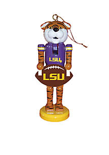 LSU Tigers Nutcracker Ornament