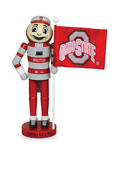 Santa's Workshop 12-in. Ohio State Buckeyes Nutcracker