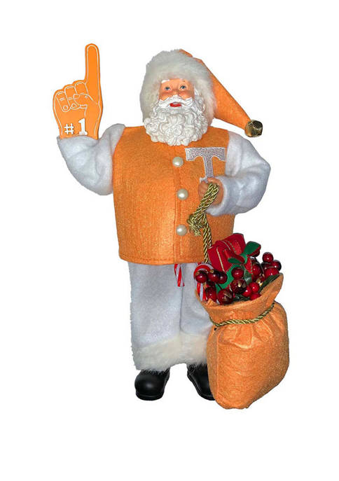 Santa's Workshop 12 inch Tennessee Titans #1 Santa
