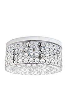 Elegant Designs Elegant Designs Elipse Round Flushmount