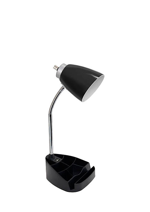 Organizer Desk Lamp