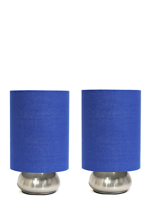 Simple Designs Gemini Mini Touch Lamp