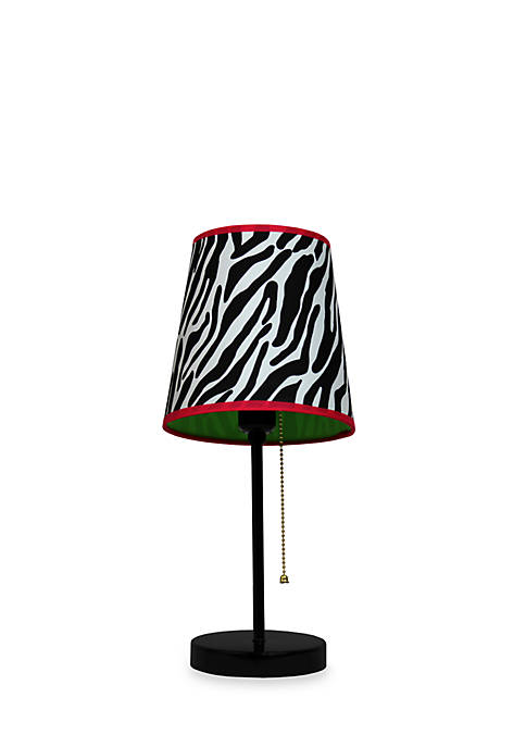 Fun Prints Funky Pattern Table Lamp