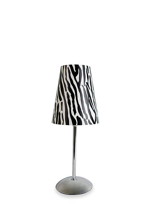Limelights Mini Silver Table Lamp