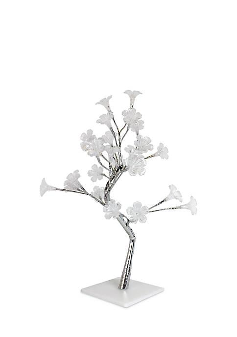 Morning Glory LED Lighted Decorative Tree