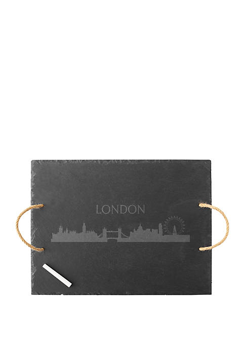 Cathy's Concepts San Francisco Cityscape Slate Tray